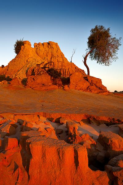 Walls-of-China-Mungo-National-Park-Australia-NSW-#04113537