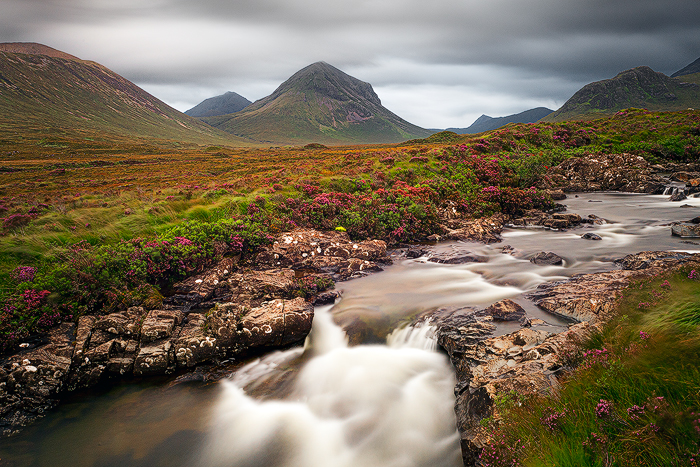 Cuillin-Mountains-Isle-of-Skye-Scotland-UK-#08103541