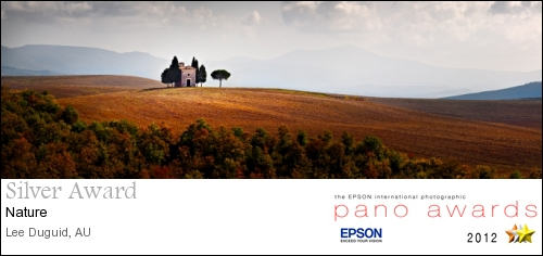 Tuscany - Italy - Epson International Pano Awards 2012