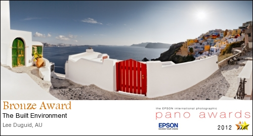 Santorini - Greece - Epson International Pano Awards 2012