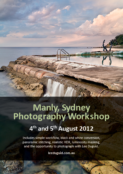 Photography course manly