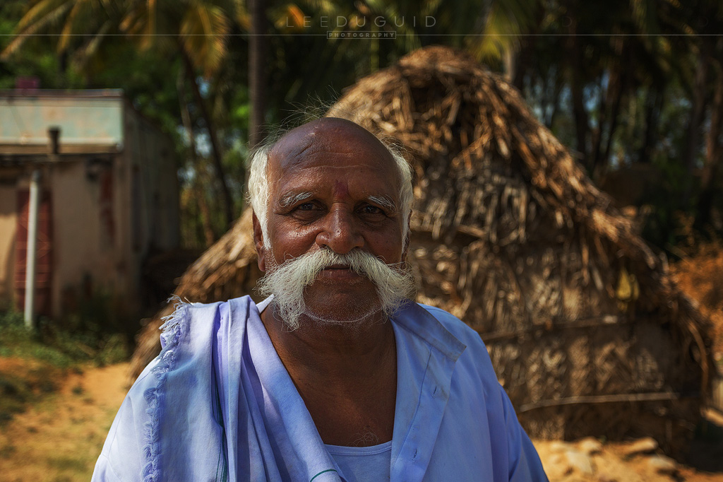 moustache man india south