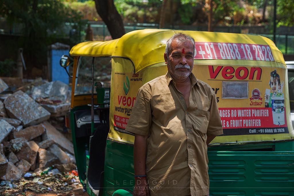 tuk tuk auto driver India