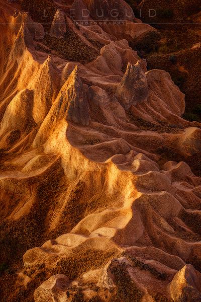 Cappadocia-Turkey-aerial