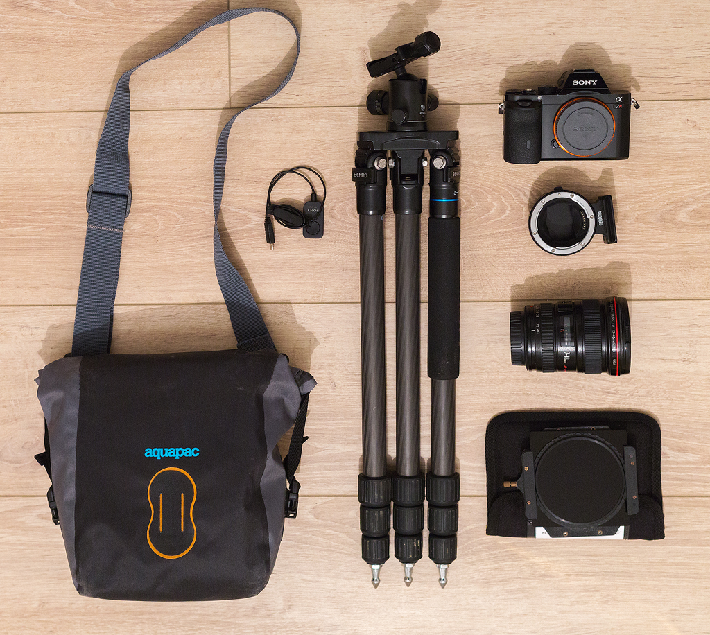 lightweight camera gear