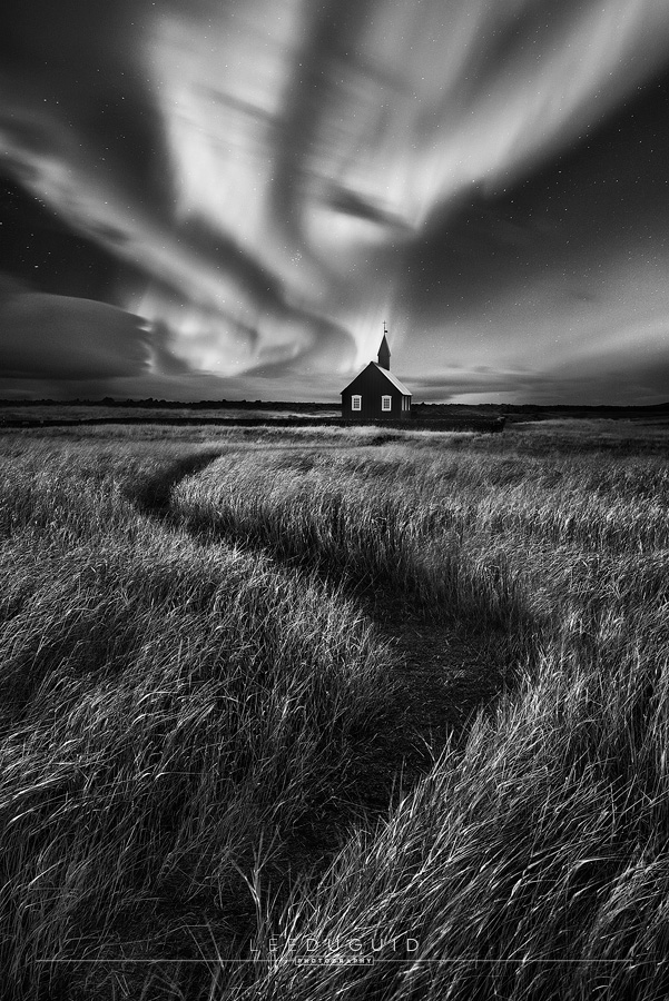 Budir, Black Church, Iceland