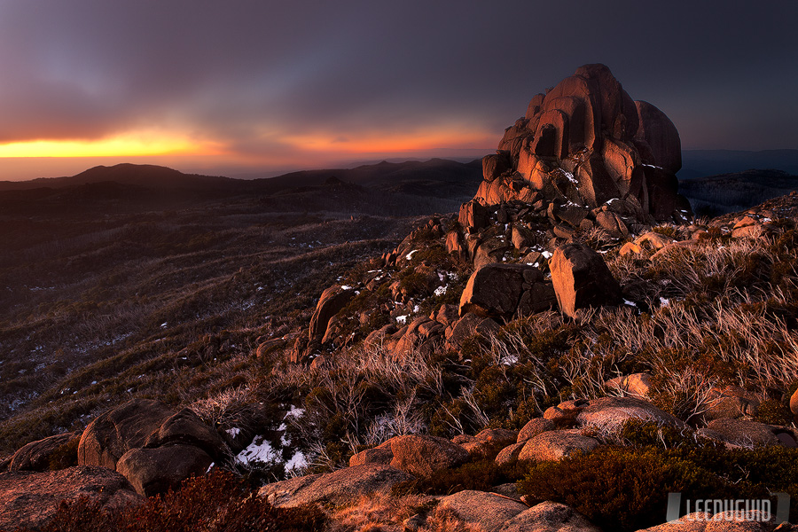 Cathedral Rock, Mount Buffalo National Park, Australia