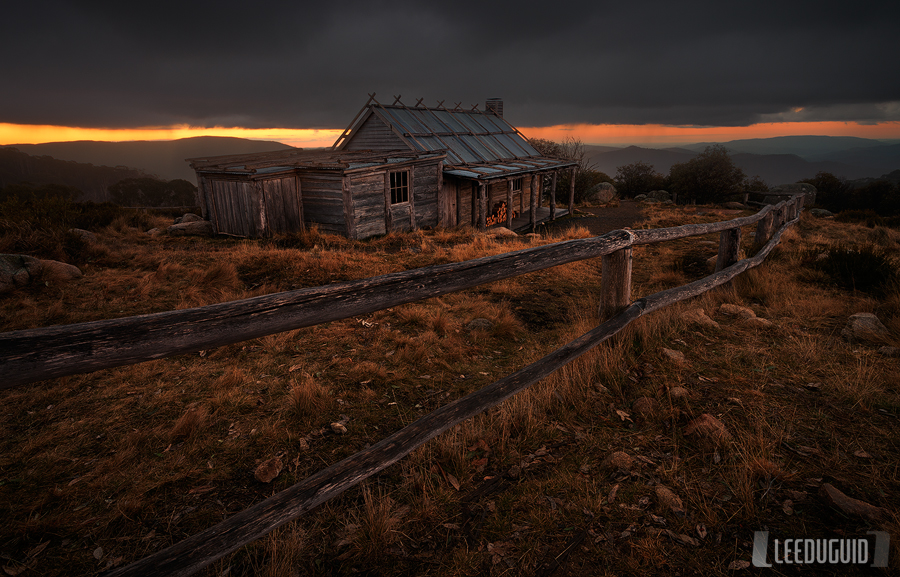 Craigs Hut, Alpine National Park, Australia