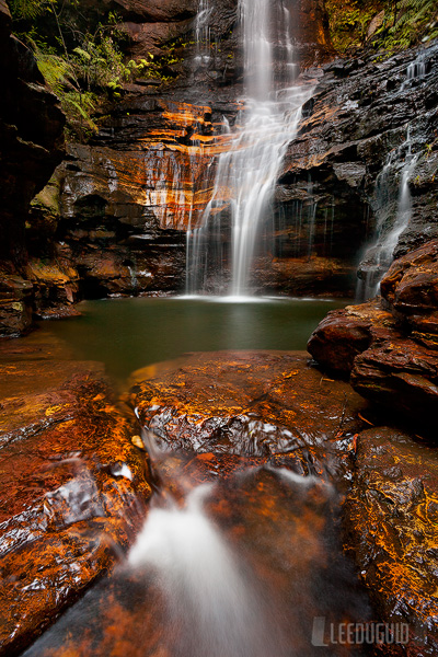 Empress Falls, Blue Mountains National Park, Australia