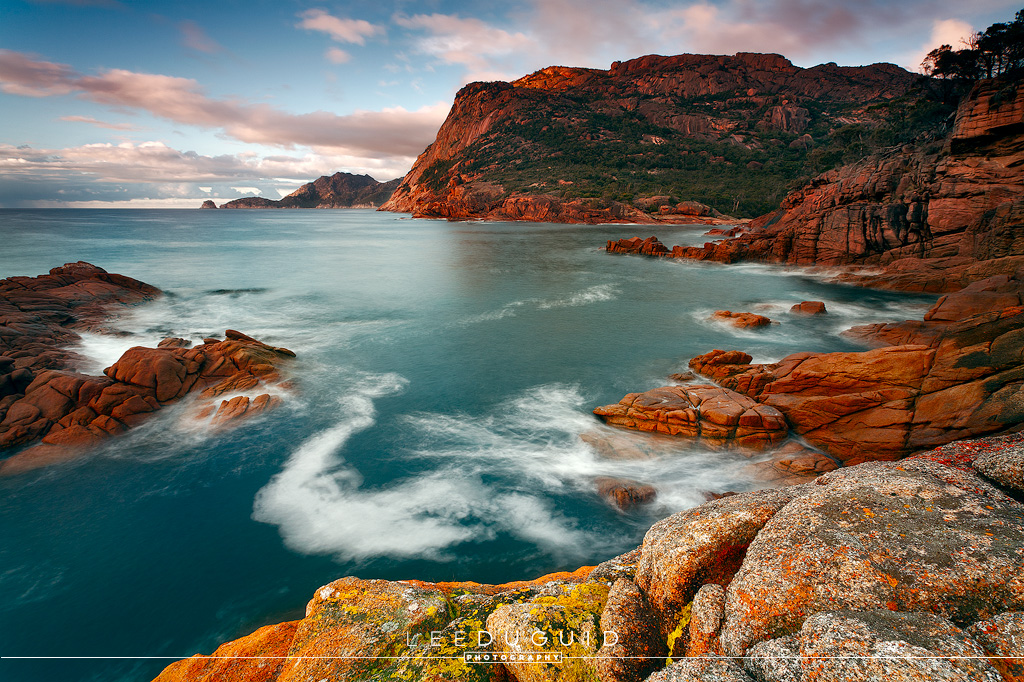 Sleepy Bay Freycinet National Park, Tasmania, Australia