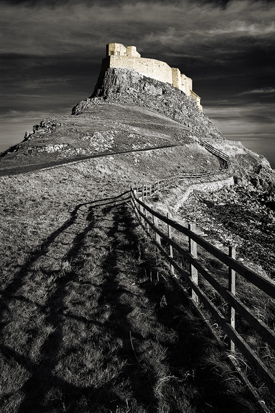 The Holy Island of Lindisfarne, Northumberland, England