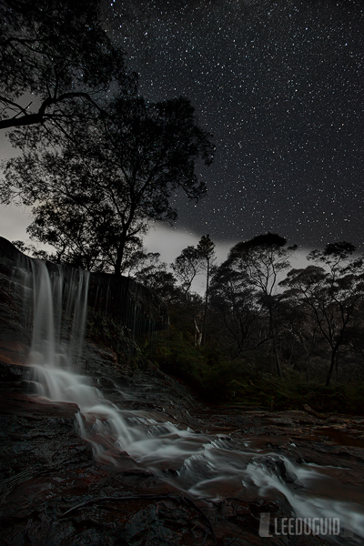 Weeping Rock, Blue Mountains National Park, Australia
