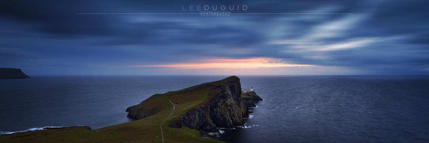 Neist-Point-Lighthouse-Glendale-Isle-of-Skye-Scotland-UK-#PAN033