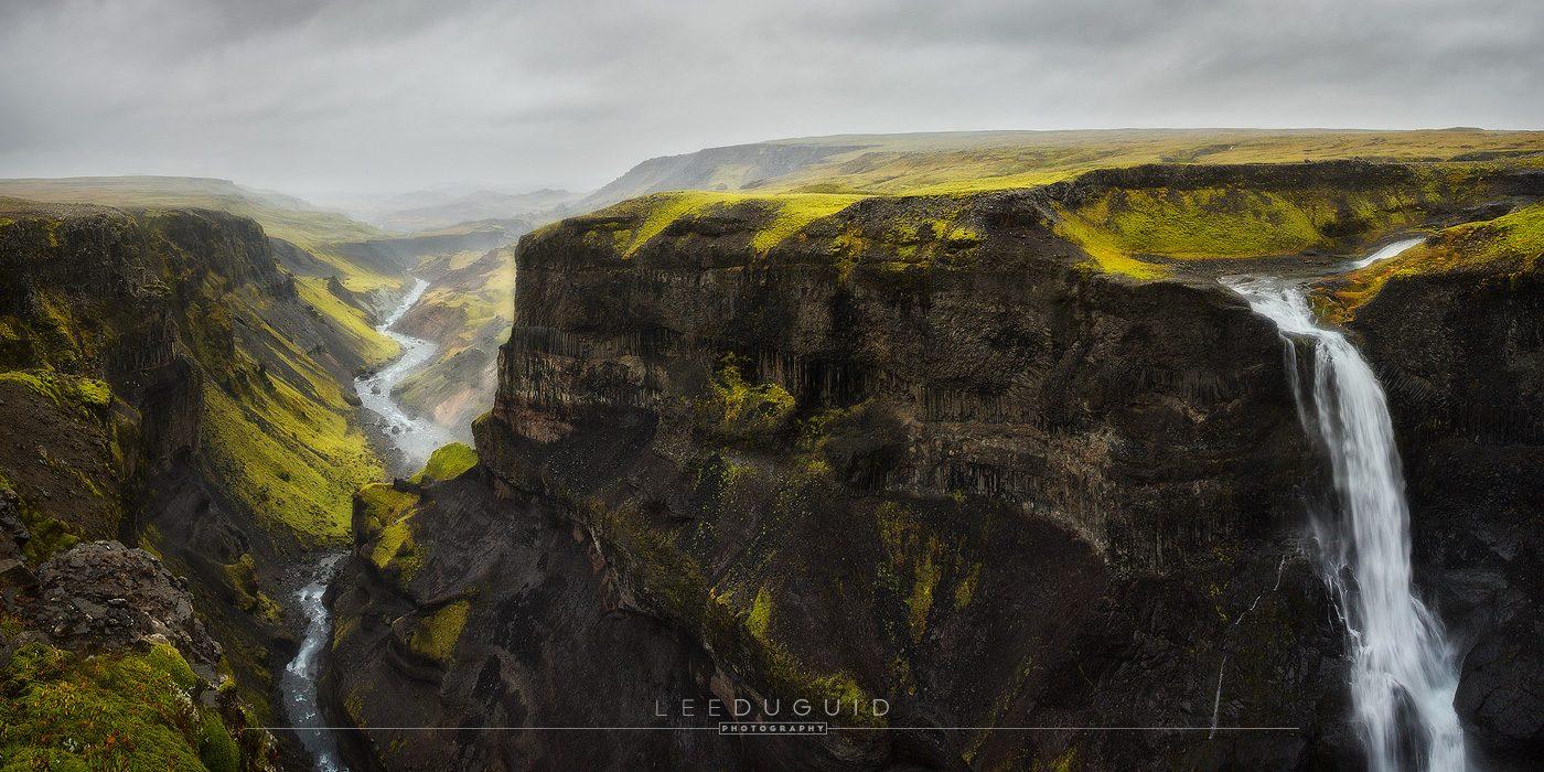 Granni Fossá, Iceland