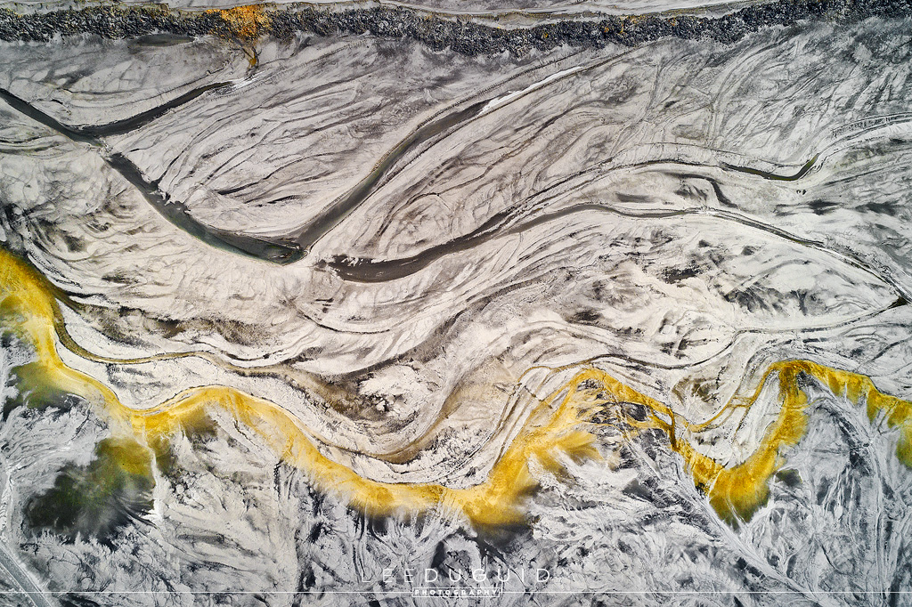 Ash abstract, Australia