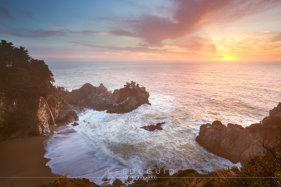 McWay Falls, California, United States