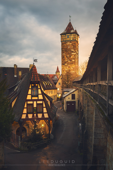 Rothenburg ob der Tauber, Germany